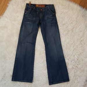 NFY NOTIFY JEANS MADE IN ITALY SIZE 28
